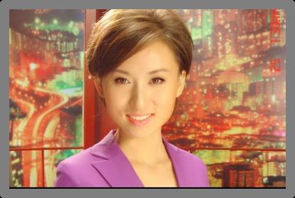 刘老师-中国传媒大学硕士,济南电视台主持人