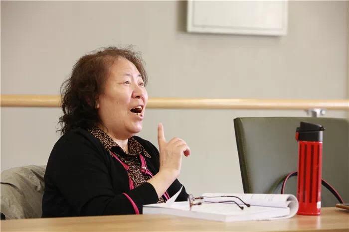马桂芬-中国传媒大学播音主持艺术学院党总支书记、