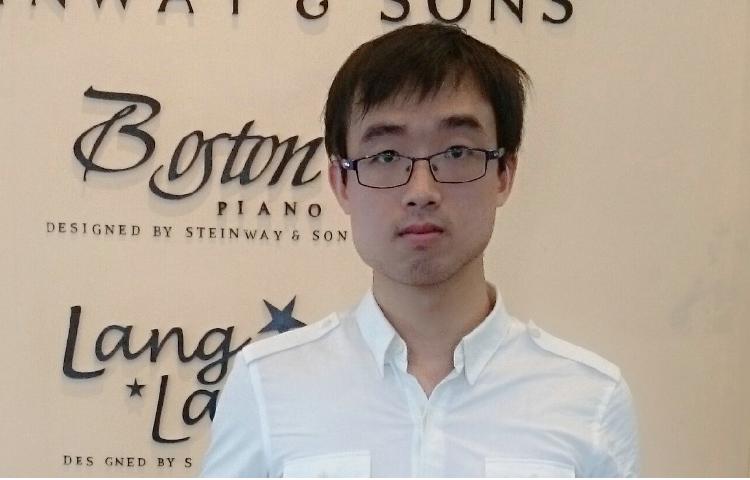 戴晨亮-毕业于星海音乐学院,八年艺考教学经验