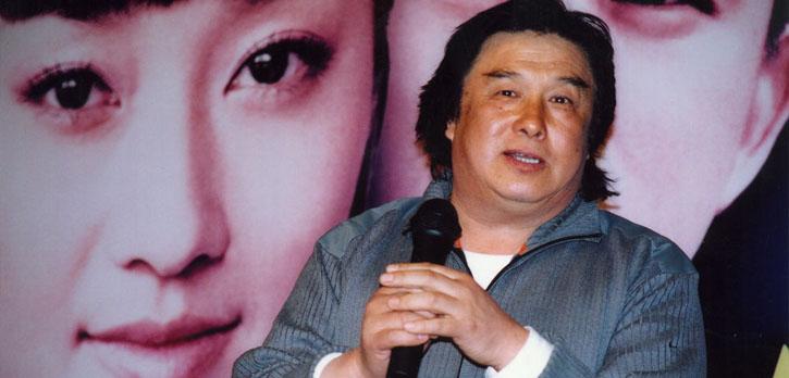 霍庄-著名导演、编剧、制片人