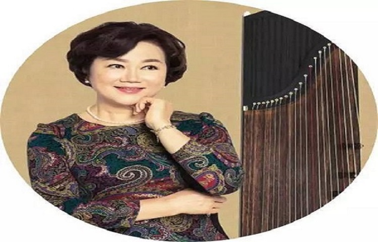 阎爱华-教授,中国音协会员、古筝学会理事