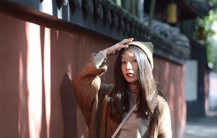 刘心怡-无畏面试,享受表演。