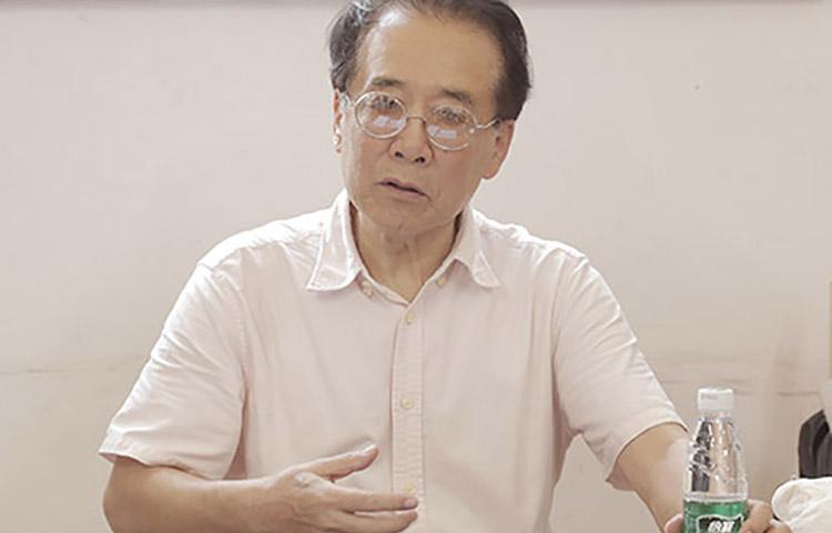 安振吉-上海戏剧学院表演系教授
