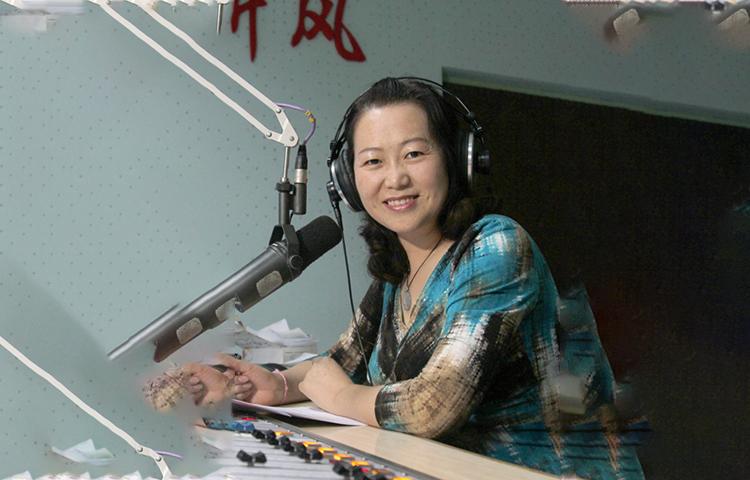 孙小燕-拥有丰富的播音主持教学及实践经验