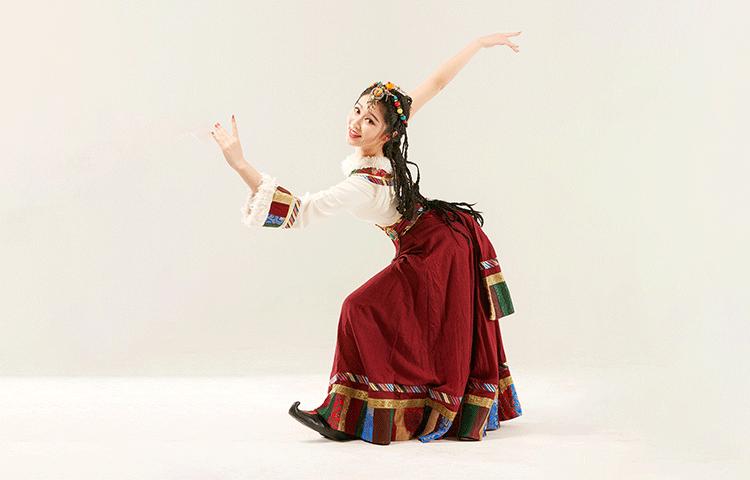 马钰婷-高校教师,常年从事舞蹈表演专业本科教学