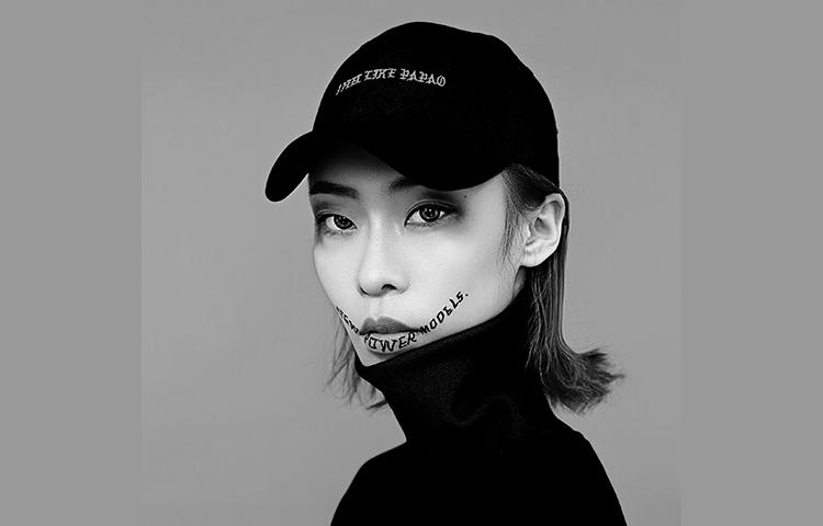 孙宇-职业模特