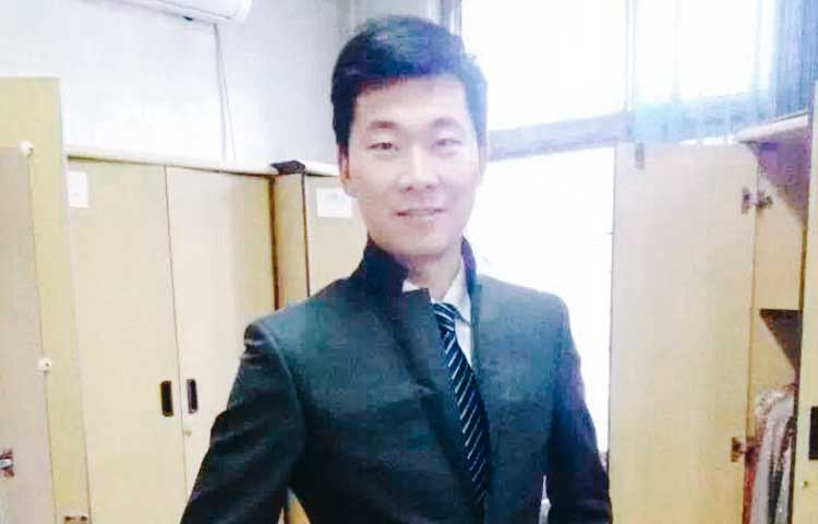 武国栋-播音最受欢迎教师