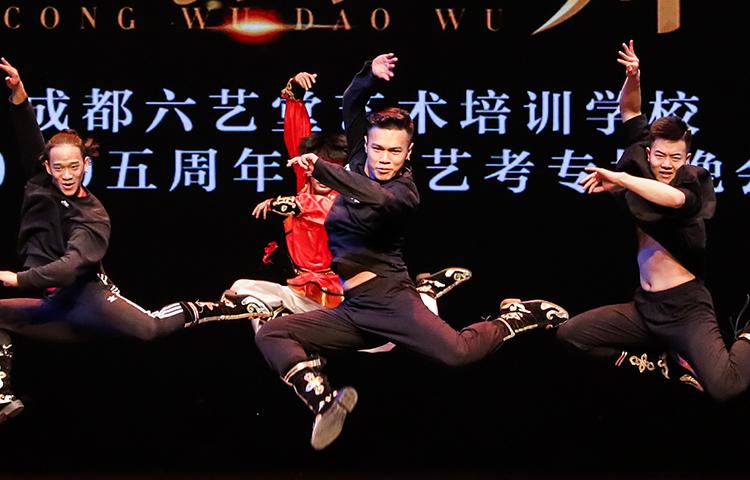 杨庆超-六艺堂名誉校长