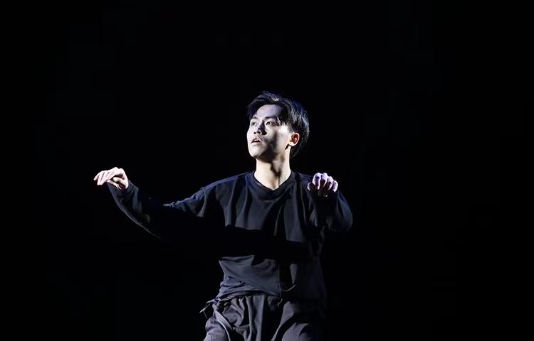 唐波-核桃艺考中国舞老师 被评为学生最喜欢老师