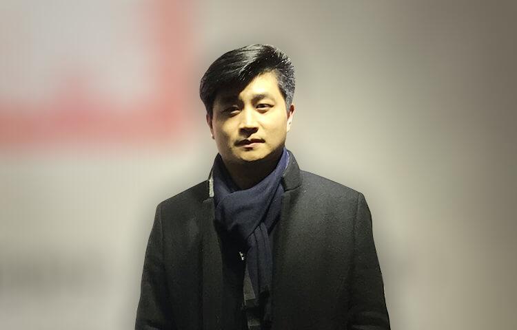 王钦贤-中国美院书法博士、双如堂书法工作室创始人