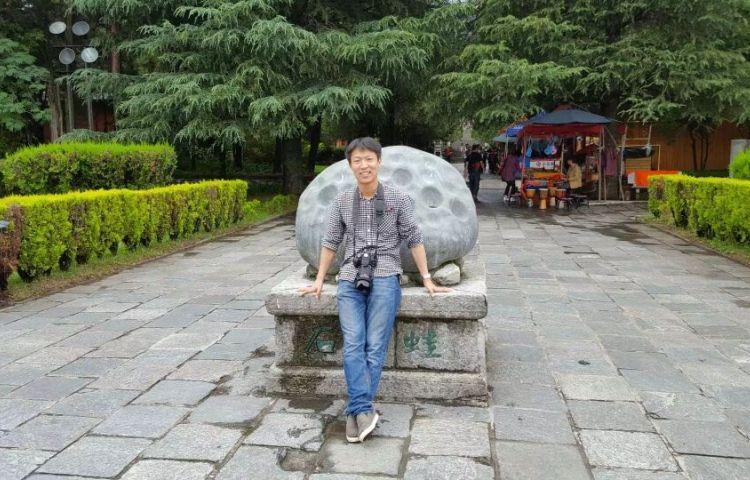 吴天烽(助教老师)-中国美院研究生