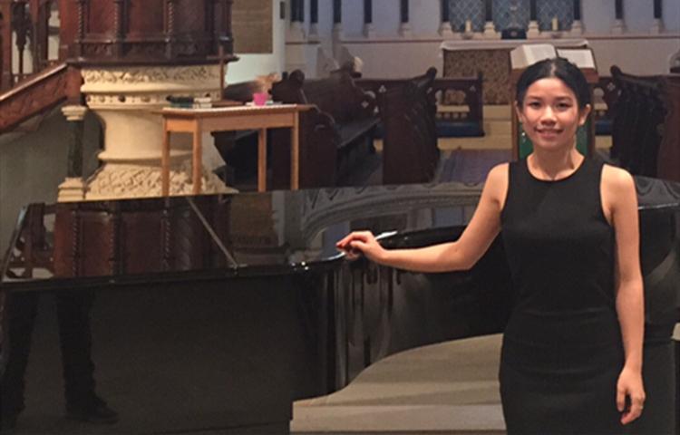 Charlie Gong-英国皇家音乐学院艺考老师